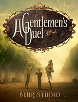 A Gentlemen's Duel - Poster