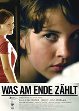 Was am Ende zählt - Poster