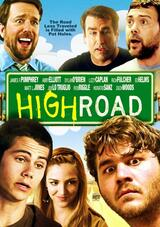 High Road - Poster
