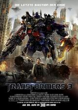 Transformers 3 - Poster