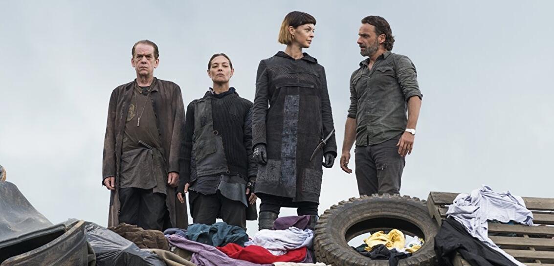 The Walking Dead teast in der neuen Folge sein größtes Geheimnis