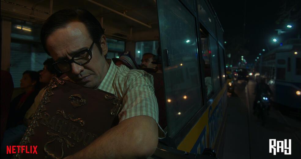 Satyajit Ray, Satyajit Ray - Staffel 1