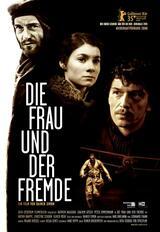 Die Frau und der Fremde - Poster