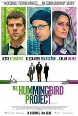 The Hummingbird Project - Poster