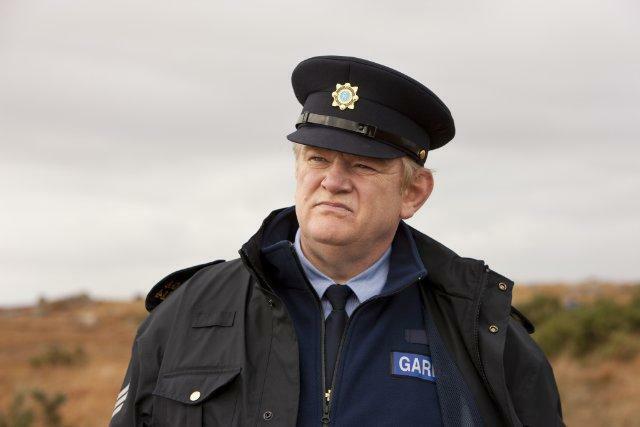 Brendan Gleeson in The Guard