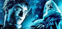 Bild zu:  Harry Potter und Albus Dumbledore
