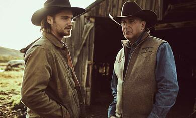Yellowstone - Staffel 2, Yellowstone mit Kevin Costner und Luke Grimes - Bild 3