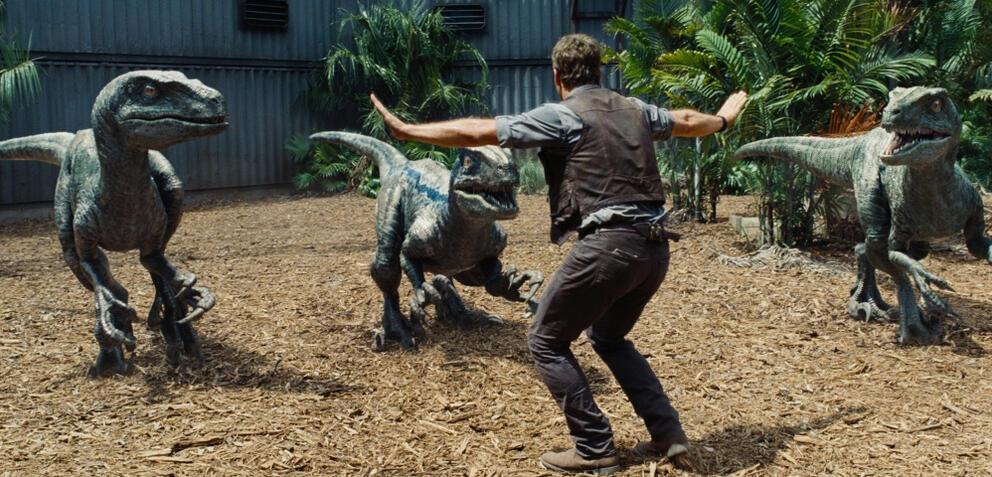 Was Chris Pratt kann, können auch andere