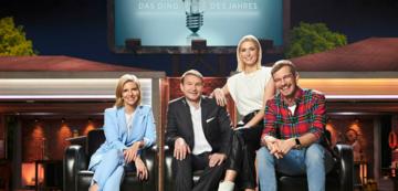 Die Jury aus Das Ding des Jahres
