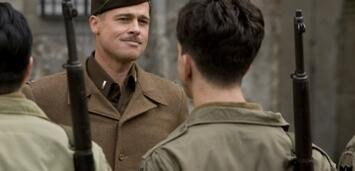 Bild zu:  Brad Pitt in Inglourious Basterds