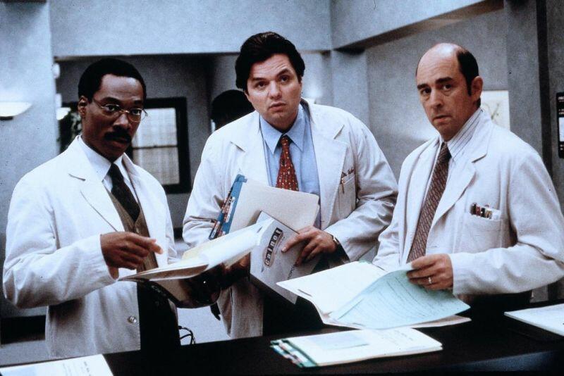 Dr. Dolittle mit Eddie Murphy und Oliver Platt