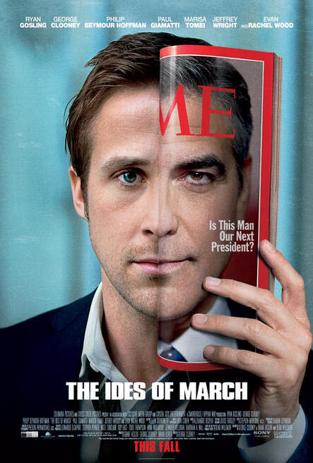 The Ides of March - US Teaser Poster