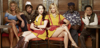 Geht 2 Broke Girls in die 7. Staffel?