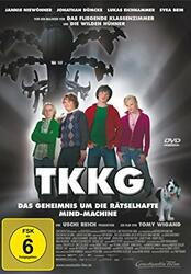 TKKG - das Geheimnis um die rätselhafte Mind-Machine Poster