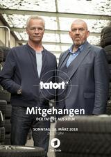 Tatort: Mitgehangen - Poster
