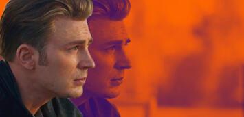 Bild zu:  Captain America trauert im Avengers 4-Trailer