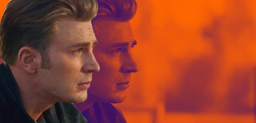 Captain America trauert im Avengers 4-Trailer