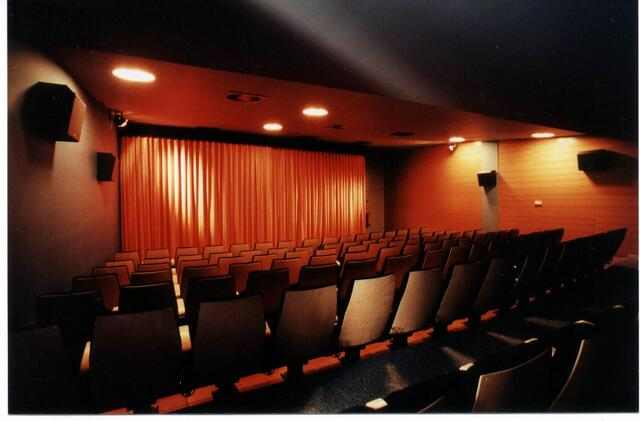 Kinosaal Wintergarten