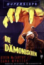 Die Dämonischen Poster