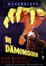 Die Dämonischen - Poster