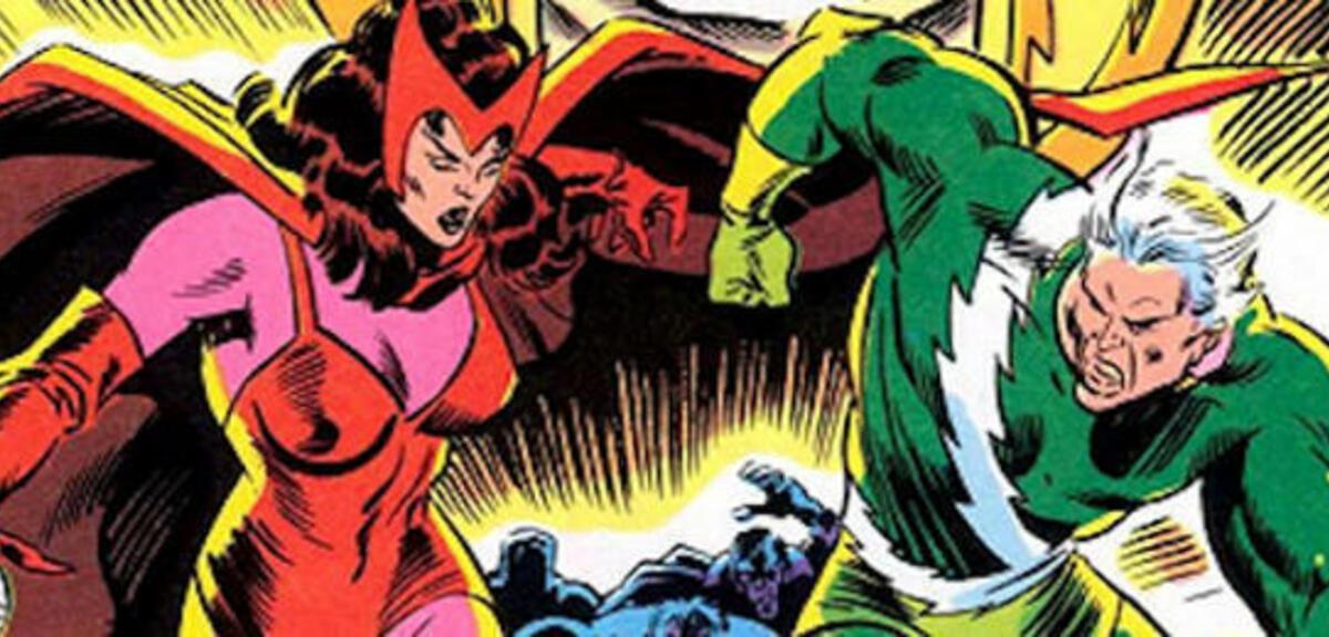 Scarlet Witch nicht in X-Men - Days Of Future Past