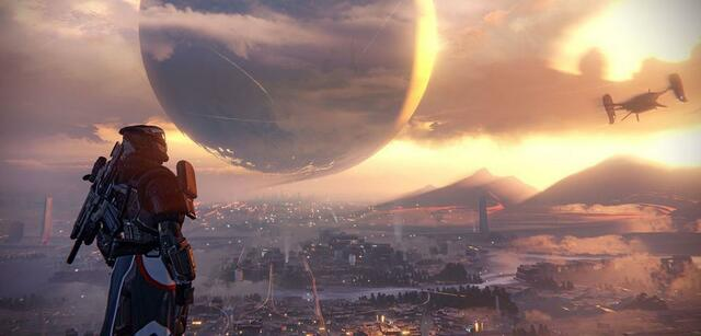 Schon jetzt könnt ihr alles über die Schauplätze von Destiny erfahren