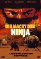 Die Macht der Ninja - Kampfmaschinen des Todes