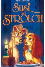 Susi & Strolch Poster