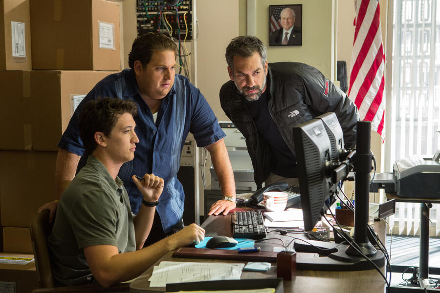 War Dogs mit Jonah Hill, Miles Teller und Todd Phillips