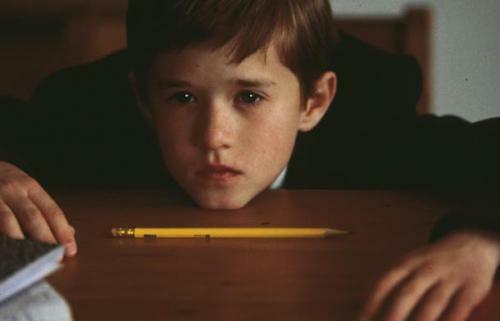 The Sixth Sense mit Haley Joel Osment