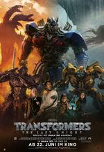 Transformers 5: The Last Knight Poster