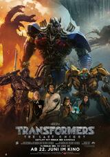 Transformers 5: The Last Knight - Poster