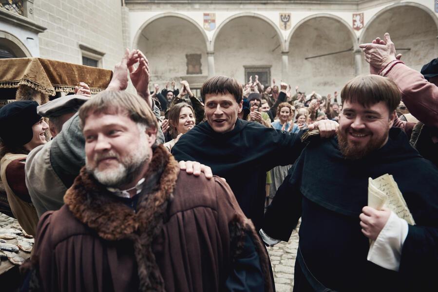 Das Luther-Tribunal. Zehn Tage im April mit Roman Knizka und Tristan Seith