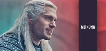 Bild zu:  The Witcher: Henry Cavill als Geralt von Riva