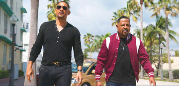 Will Smith und Martin Lawrence in Bad Boys 3