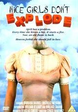 Hübsche Mädchen explodieren nicht - Poster
