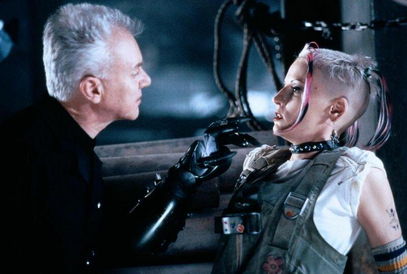 Tank Girl mit Malcolm McDowell und Lori Petty