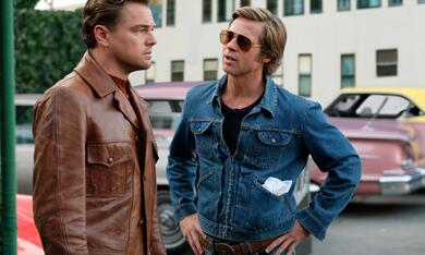 Once Upon a Time... in Hollywood mit Leonardo DiCaprio und Brad Pitt - Bild 11