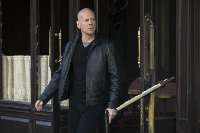 R.E.D. 2 mit Bruce Willis