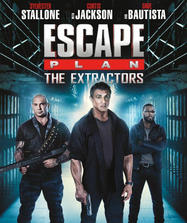 Escape Plan 3 - The Extractors