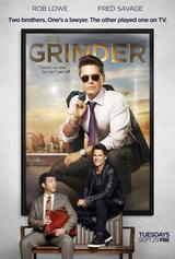 The Grinder - Poster