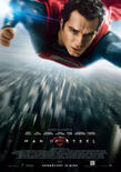 Man of steel hauptplakat