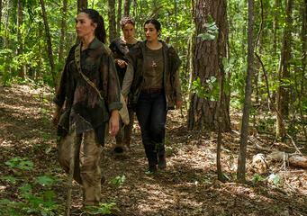 The Walking Dead - Staffel 7, Episode 6: Swear
