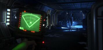Bild zu:  Es gibt viele Wege, in Alien: Isolation zu sterben