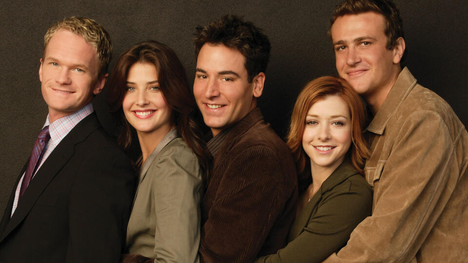 How I Met Your Mother mit Alyson Hannigan
