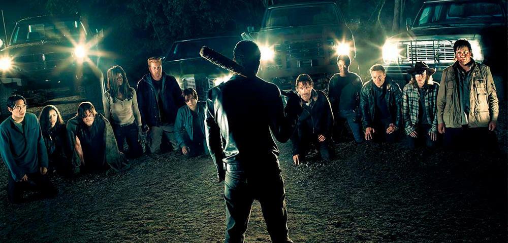The Walking Dead Beginn