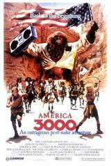 America 3000 - Poster