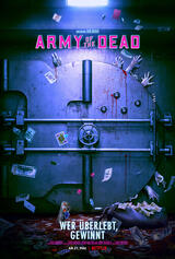 Army of the Dead - Poster