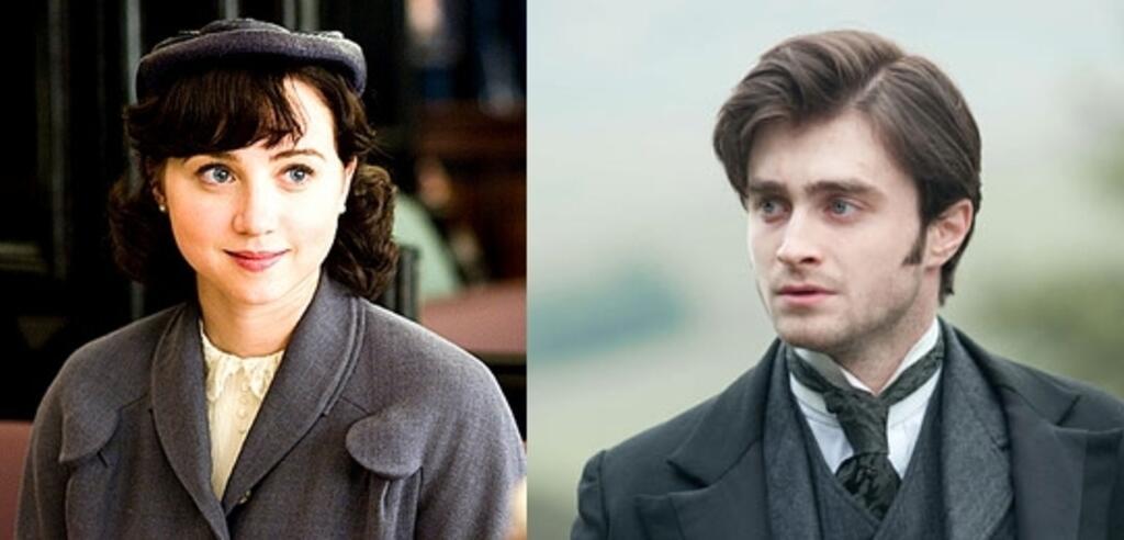 Zoe Kazan und Daniel Radcliffe