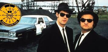 Bild zu:  Elwood und Jake Blues sind im Auftrag des Herrn unterwegs